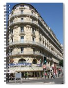 Marseille, France Spiral Notebook