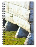 Marsh Berea Church 1 Spiral Notebook