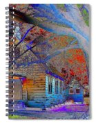 Marsh Berea Mb Church In Color Spiral Notebook