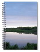Marsh Calm Spiral Notebook