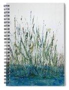 Marsh Life II Spiral Notebook