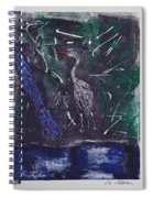 Marsh Magic Spiral Notebook