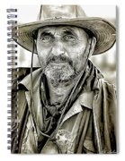 Marshal Pike Spiral Notebook