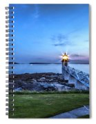 Marshall Point View Spiral Notebook