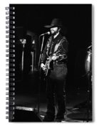 Marshall Tucker Band At Winterland 2 Spiral Notebook