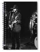 Marshall Tucker Band At Winterland 3 Spiral Notebook
