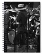 Marshall Tucker Band With Jimmy Hall 2 Spiral Notebook