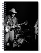 Marshall Tucker Winterland 1975 #10 Spiral Notebook