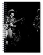 Marshall Tucker Winterland 1975 #16 Spiral Notebook