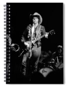 Marshall Tucker Winterland 1975 #2 Spiral Notebook