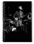 Marshall Tucker Winterland 1975 #21 Spiral Notebook
