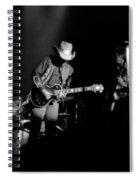 Marshall Tucker Winterland 1975 #23 Spiral Notebook