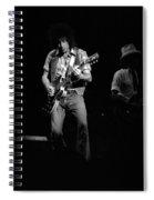 Marshall Tucker Winterland 1975 #39 With Elvin Spiral Notebook