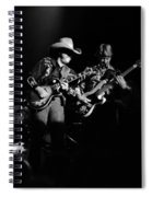 Marshall Tucker Winterland 1975 #4 Spiral Notebook
