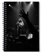 Marshall Tucker Winterland 1975 #6 Spiral Notebook