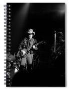 Marshall Tucker Winterland 1975 #9 Spiral Notebook