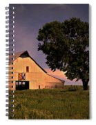 Marshall's Farm Spiral Notebook