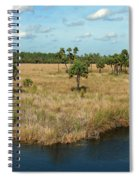 Marshland Spiral Notebook