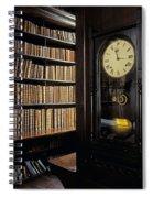 Marshs Library, Dublin City, Ireland Spiral Notebook