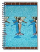 Martini Girls Spiral Notebook
