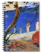 Martinique Island Spiral Notebook