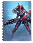 Marvel Future Fight Spiral Notebook
