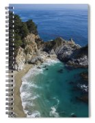 Marvelous Mcway Falls Spiral Notebook