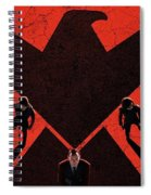 Marvel's Agents Of S.h.i.e.l.d. Spiral Notebook