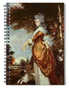 Mary Amelia First Marchioness Of Salisbury Spiral Notebook