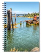 Mary D. Hume Spiral Notebook