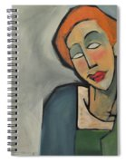 Mary Muses Spiral Notebook