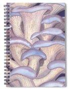 Mary Mushrooms Spiral Notebook