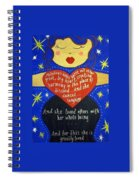 Mary, My Mother Spiral Notebook