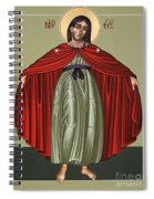 Mary Of The Magnificat Mother Of The Poor 091 Spiral Notebook
