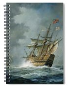 Mary Rose  Spiral Notebook
