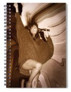 Mary Wilson Of The Supremes... Spiral Notebook
