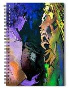 Masai Encounter Spiral Notebook