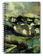 Masbourg Spiral Notebook
