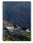 Masca Spiral Notebook