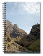 Masca Valley Entrance 2 Spiral Notebook