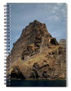 Masca Valley Entrance 3 Spiral Notebook