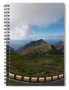 Masca Views 2 Spiral Notebook
