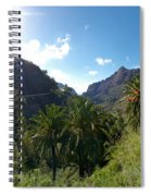 Masca Views Spiral Notebook