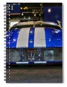 Maserati Racer Spiral Notebook