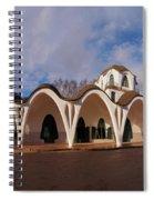 Masia Freixa, Terrassa, Spain Spiral Notebook