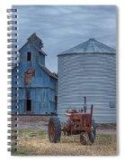 Mason City Nebraska  Spiral Notebook