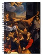 Massacre Of The Innocents 1611 Spiral Notebook