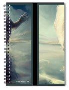 Massive Dragon - Gently Cross Your Eyes And Focus On The Middle Image Spiral Notebook