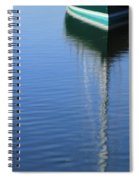Mast Reflections Spiral Notebook