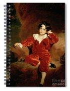 Master Charles William Lambton Spiral Notebook
